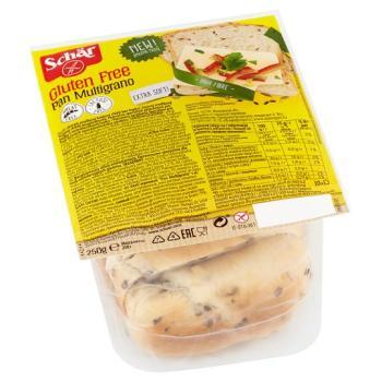 شار، خبز متعدد الحبوب بدون غلوتين 250غ