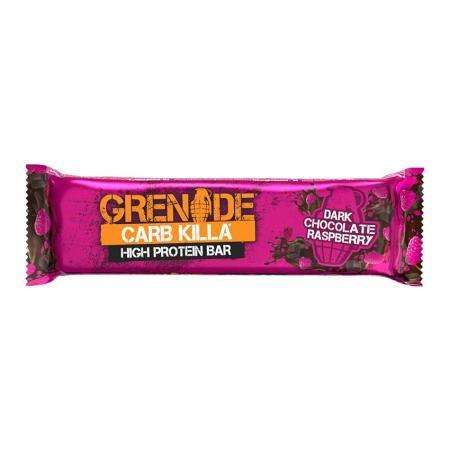 جرينيد، بروتين بار شوكولاتة داكنة ورازبيري 60غ