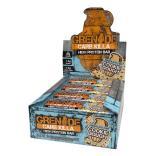جرينيد، بروتين بار عجينة الكوكيز برقائق الشوكولاتة 60غ - 12 قطعة