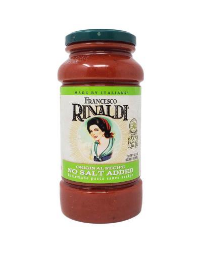رينالدي، باستا صوص خالي من الجلوتين - بدون ملح 667غ