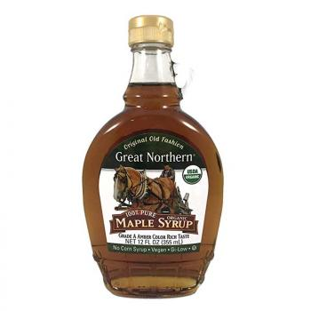 غريت نورثرن، شراب القيقب العضوي، نخب أول غامق 310غ