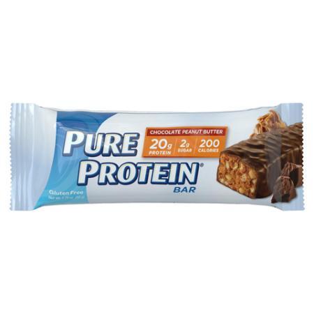 بيور بروتين، بار الشوكولاتة مع زبدة الفستق 50غ