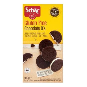شار، بسكويت شوكولاتة مدور بدون غلوتين 165غ