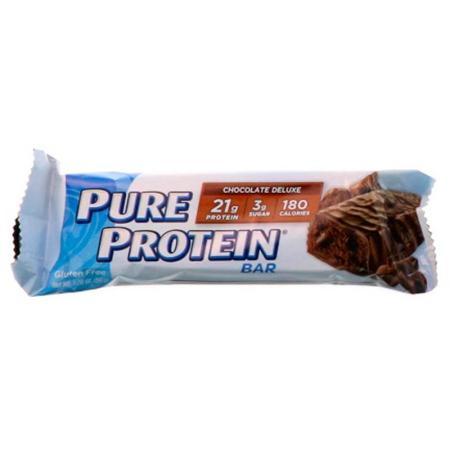 بيور بروتين، بار شوكولاتة ديلوكس 50غ
