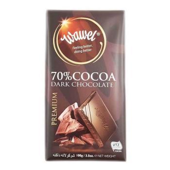 واول، شوكولاتة داكنة 70٪ 100غ