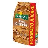 فلوربو، بسكويت من القمح الكامل مع القرفة، كيس 450غ