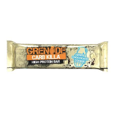 جرينيد، بروتين بار كعكة الشوكولاتة البيضاء 60غ