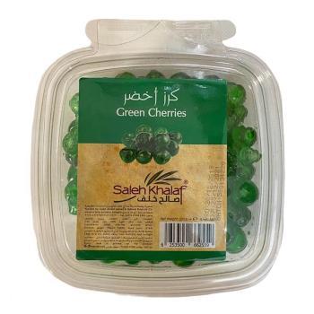 صالح خلف، كرز أخضر 250غ