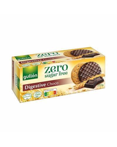 غولون، بسكويت دايجستف مغطى بالشوكولاتة الداكنة بدون سكر 270غ