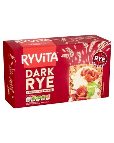 رايفيتا، رقائق الراي المقرمشة، الطعم الغامق 250غ