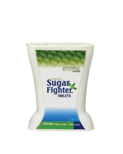 شوجر فايتر، مُحلي طبيعي خالي السعرات الحرارية، أقراص 100