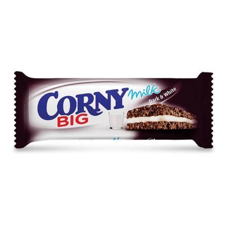كورني، ساندويتش حليب أبيض وأسود 40غ