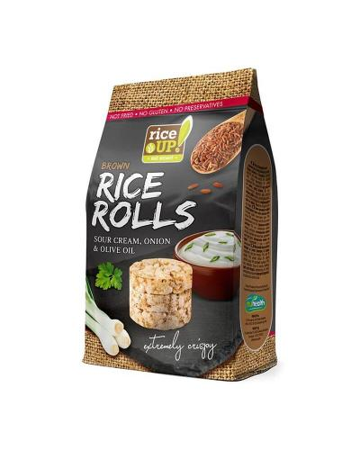 رايس اب، أقراص الأرز بالكريمة والبصل وزيت الزيتون 50غ