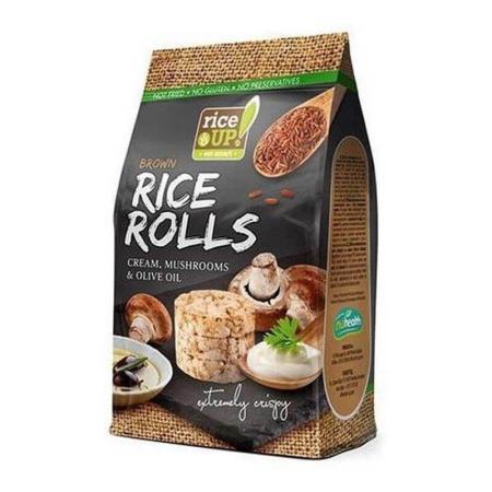 رايس اب، أقراص الأرز بالفطر وزيت الزيتون 50غ