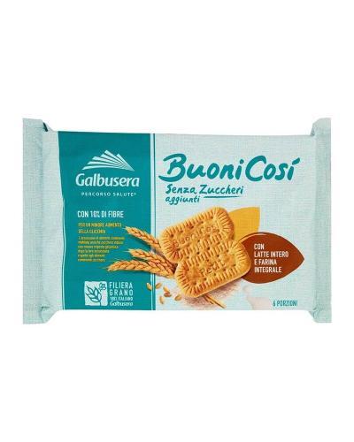 غالبوسيرا، بسكويت مع الحليب والقمح الكامل بدون سكر مضاف 300غ