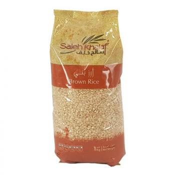 صالح خلف، أرز بني 1كغ