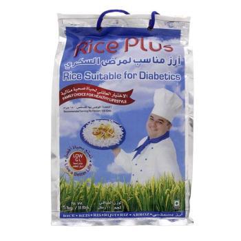 رايس بلس، أرز بسمتي مناسب لمرضى السكري 1كغ
