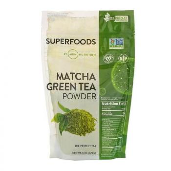 م.ر.م. نيوترشن، مسحوق شاي الماتشا الأخضر 170غ