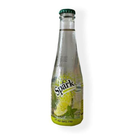 سبارك، مشروب غازي بطعم الليمون والنعنع 250مل