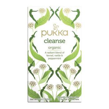 بوكا هيربز، شاي عضوي لتنظيف الجسم 20 كيس 30غ