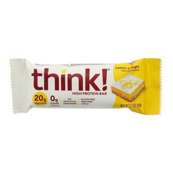 ثنك! بروتين باربطعم كعكة الليون 60غ