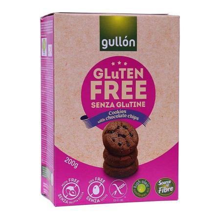 غولون، بسكويت بالشوكولاتة خالي من الغلوتين 200غ