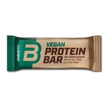 BioTechUSA، بروتين بار نباتي بطعم الشوكولاتة 50غ