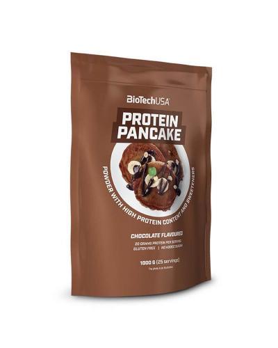 BioTechUSA خليط لتحضير البانكيك عالي البروتين بنكهة الشوكولاتة 1كغ