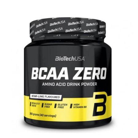 BioTechUSA مسحوق الأحماض الأمينية سريعة الامتصاص BCAA بنكهة الكيوي والليمون 360غ