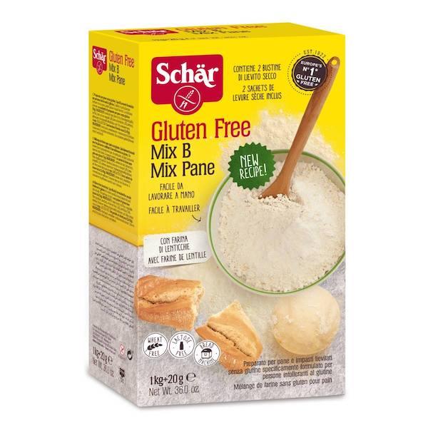 شار، طحين خبز خالي من الغلوتين 1كغ