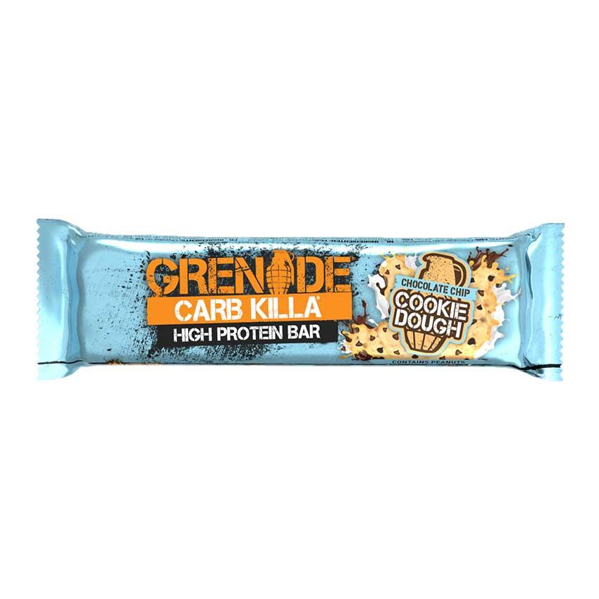 جرينيد، بروتين بار عجينة الكوكيز برقائق الشوكولاتة 60غ