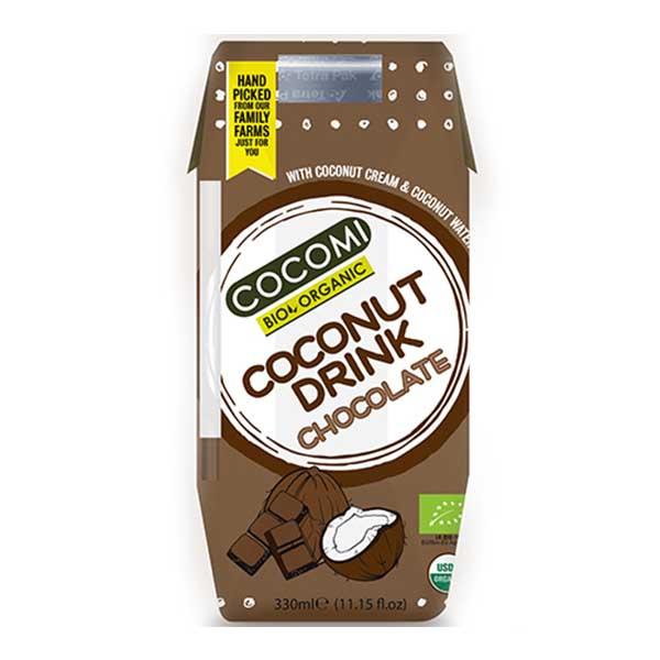كوكومي، مشروب جوز الهند مع الشوكولاتة 330مل