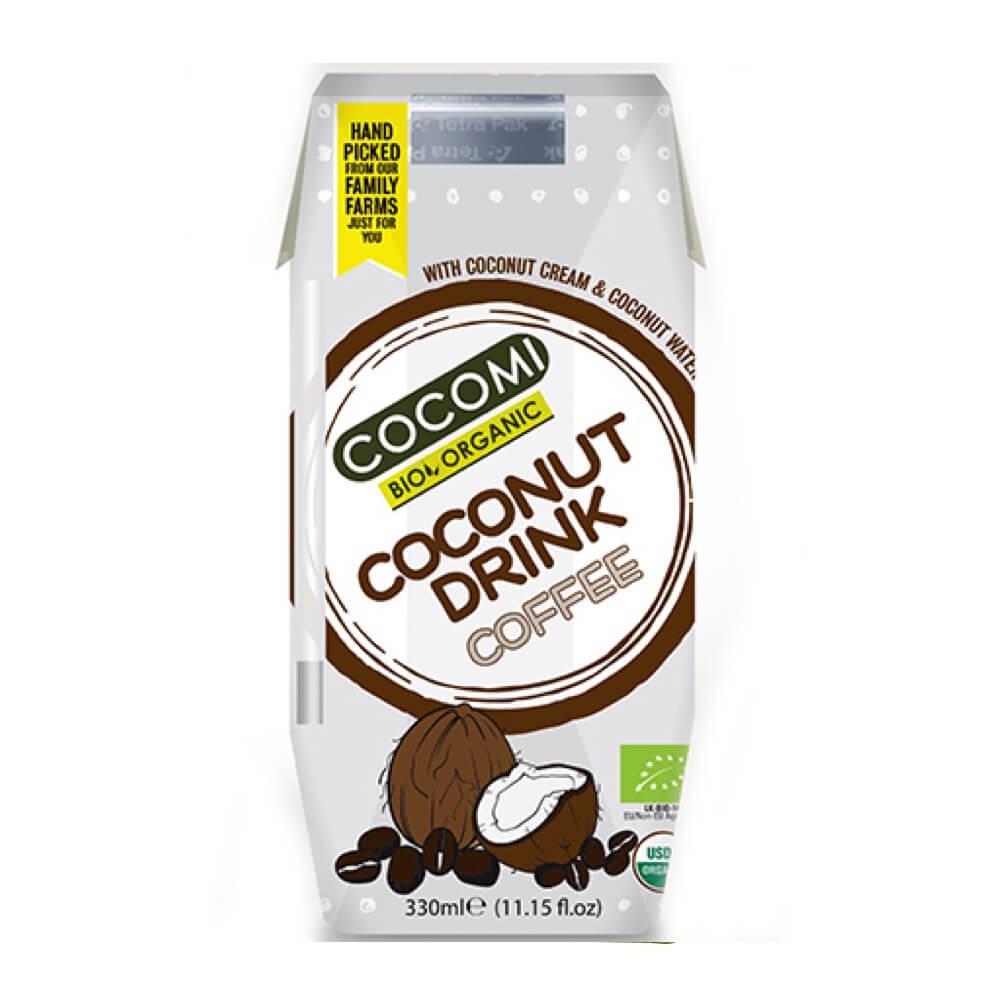 كوكومي، مشروب جوز الهند مع القهوة 330مل